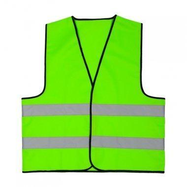 kamizelka wizualizacyjna dla doroslych zielona kam78