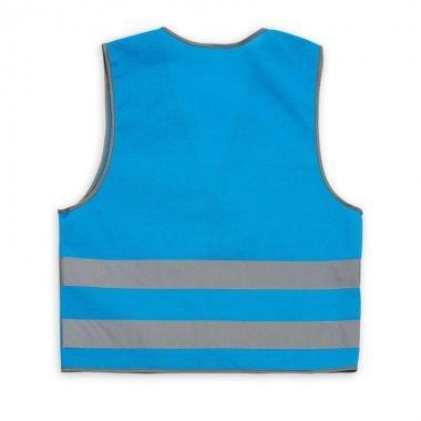 kamizelka wizualizacyjna dla najmlodszych dzieci nr205 niebieska.1