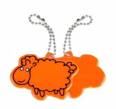 zawieszka miekka owca pomaranczowa zaw49 2