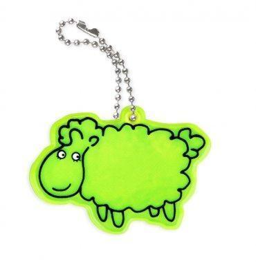 zawieszka miekka owca zolta zaw67