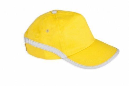 czapka odblaskowa dla doroslych