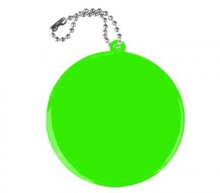 zawieszka miekka kolko zielone zaw125